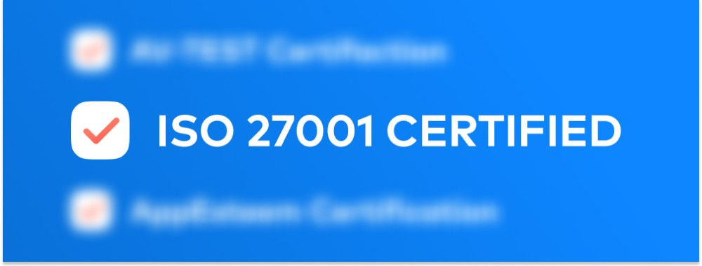 MacKeeper Achieves ISO 27001  Certification!